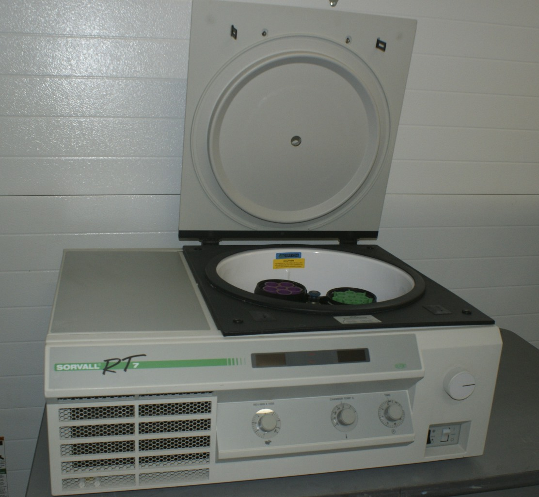 Sorvall RT 7 RT7 Plus Centrifuge Refrigerated