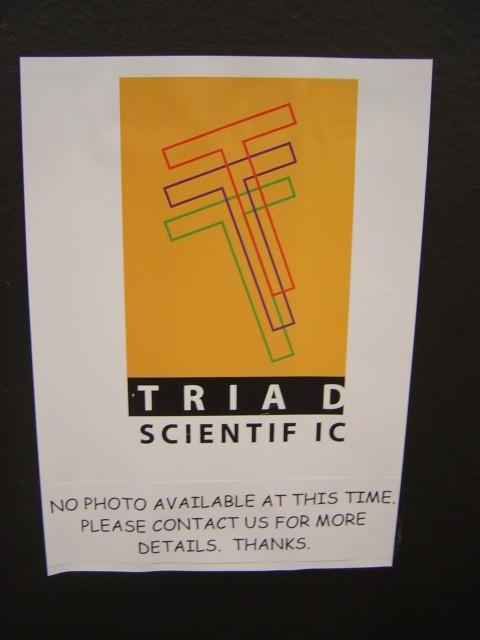 Triad - Carlo Erba 8000 Trio 1000 Thermo GC-MS System 1